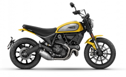 DUCATI SCRAMBLER ICON facebook