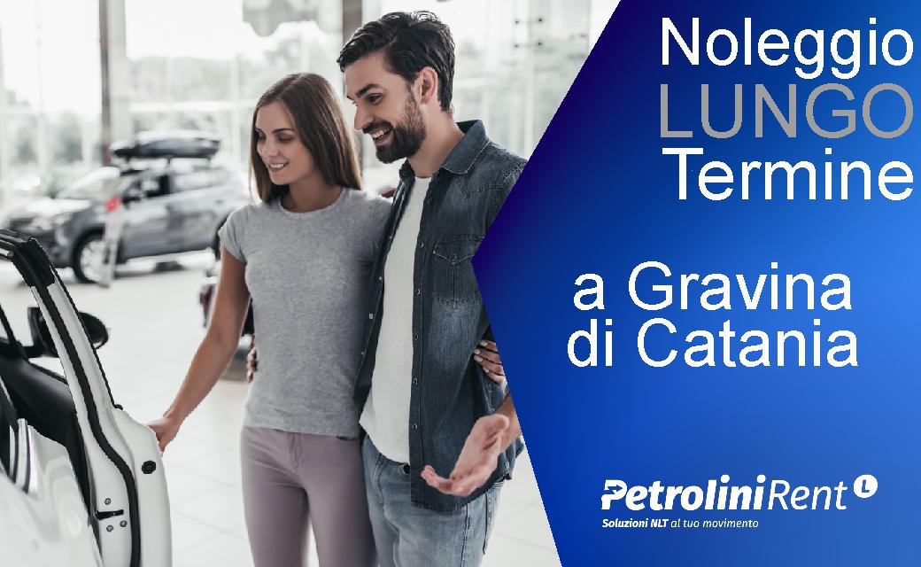 Noleggio lungo termine a Gravina di Catania