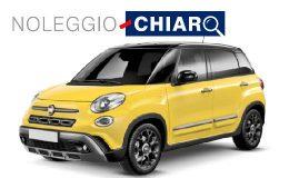 Noleggio Chiaro Fiat 500L