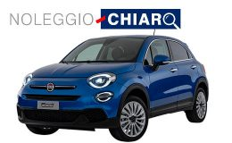 Noleggio Chiaro Fiat 500X