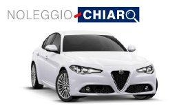 Noleggio Chiaro Alfa Romeo Giulia