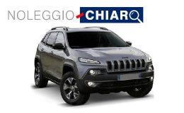 Noleggio Chiaro Jeep Cherokee