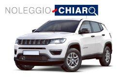 Noleggio Chiaro Jeep Compass