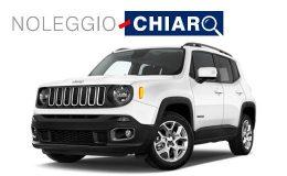 Noleggio Chiaro Jeep Renegade