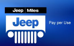 Jeep Miles Pay per Use