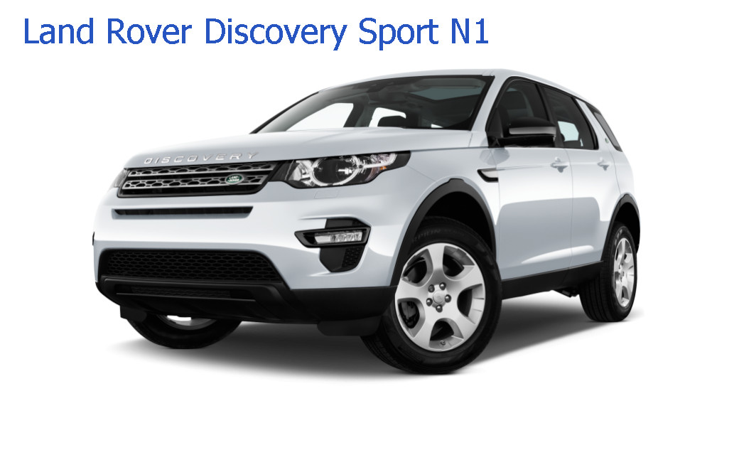 Land Rover Discovery Sport N1 facebook