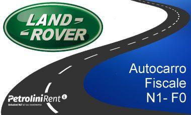 Land Rover N1 2020