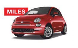 Miles Fiat 500