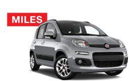 Miles Fiat Panda