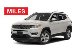Miles Jeep Compass
