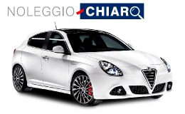 Noleggio Chiaro Alfa Romeo Giulietta