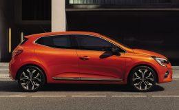 Nuoca Renault Clio 2020