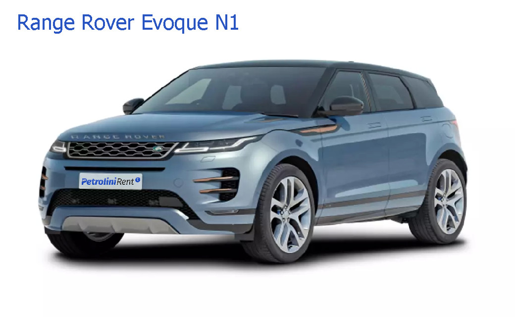 Range Rover Evoque N1
