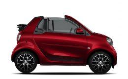 Smart fortwo Cabrio Eq