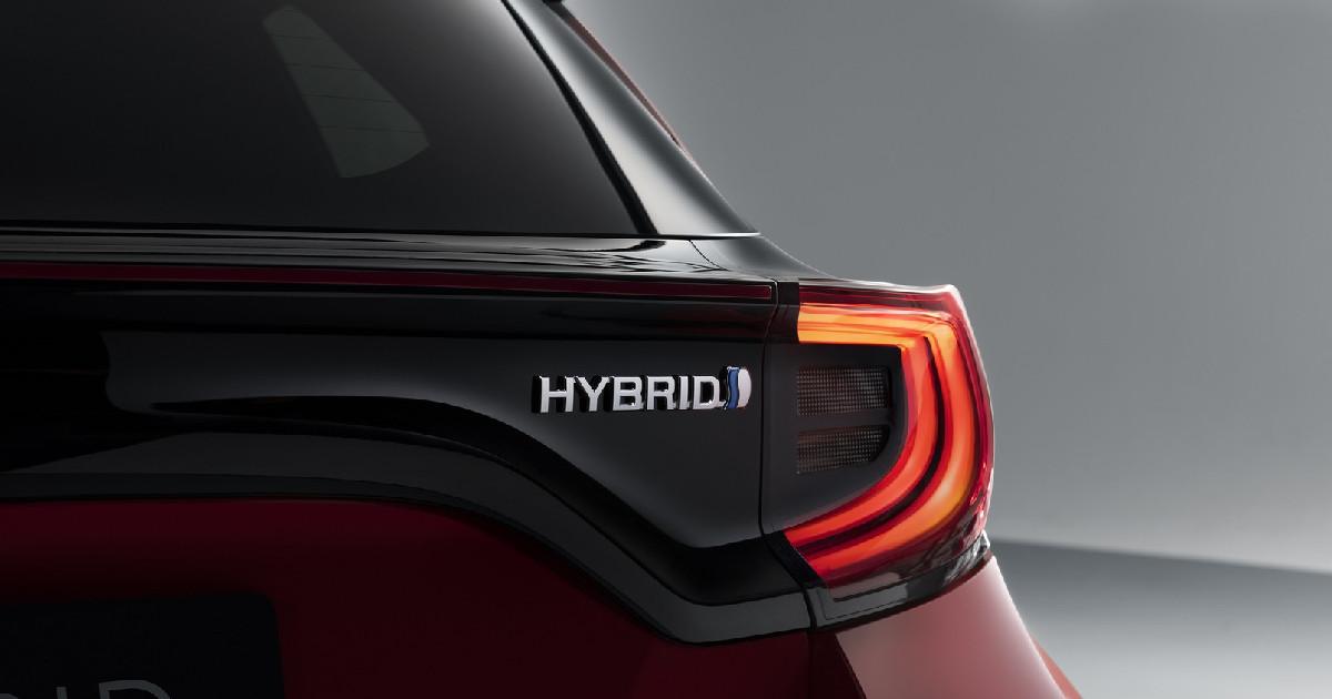 Toyota Yaris 2020 led
