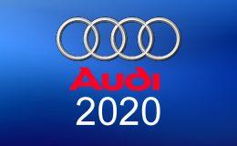 Audi 2020